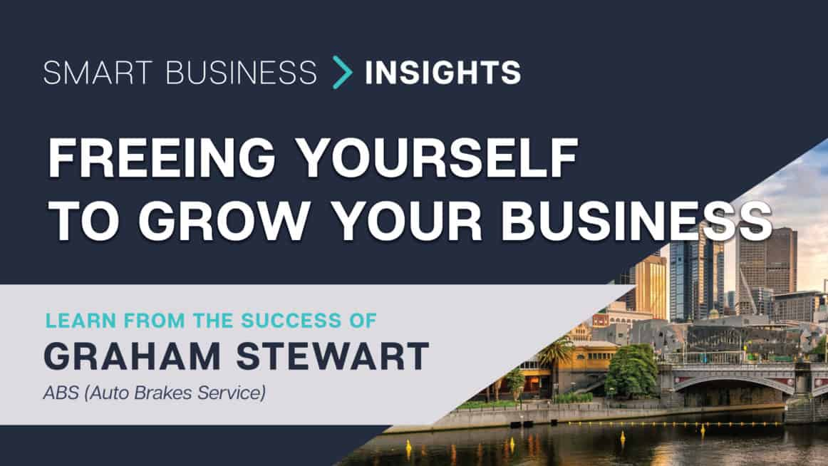 Smart Business Insights Q&A With Graham Stewart (ABS Brakes)
